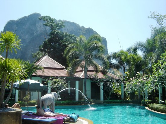 Aonang Orchid Resort : Pool Villa's