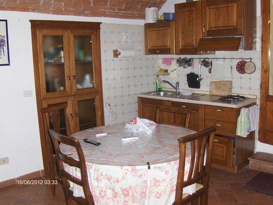 A Casa Mia: cucina
