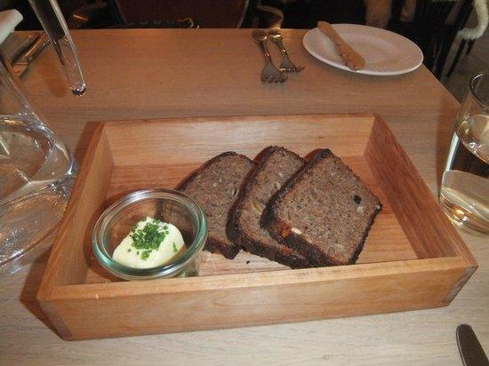 Leib Resto ja Aed: bread
