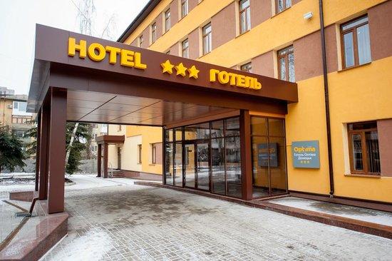 Optima Donetsk Hotel