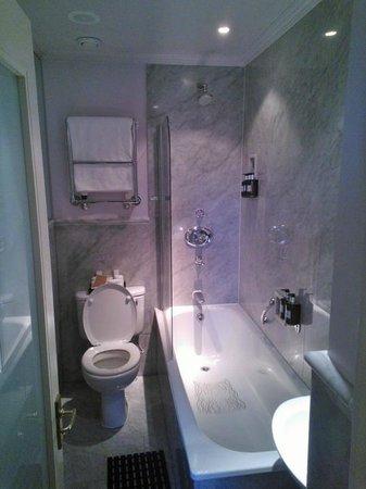 Radisson Blu Edwardian Vanderbilt : Bathroom