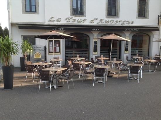 Tour D Auvergne Quimper Restaurant