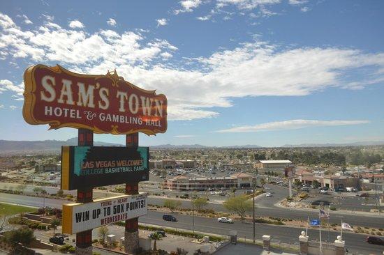 Casino sam's town