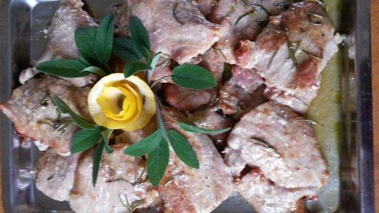 Ostello Centro Speranza Sant'Anna: Salvia limone e sale grosso! I semplici sapori!