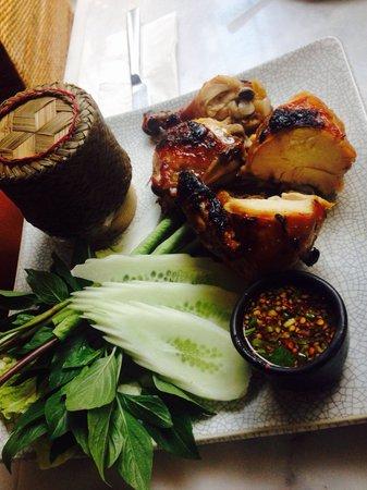 Kuppa : Gai yang (grilled Chicken)