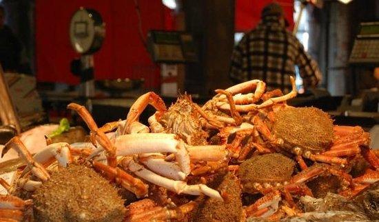 Mercado de Rialto: Venezia, il mercato di Ri' Alto - granceole