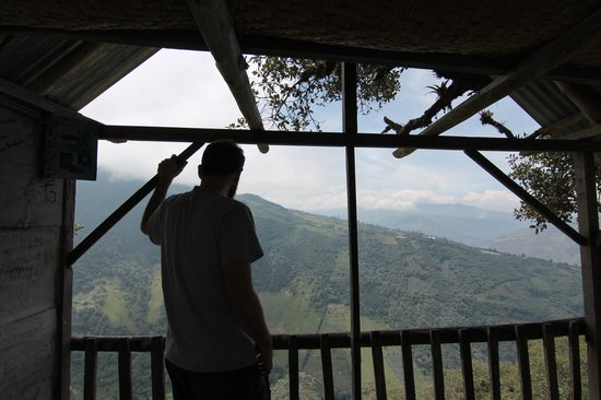 Casa Del Arbol : In the treehouse