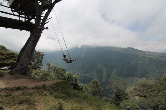 Casa Del Arbol: The Swing at the End of the World