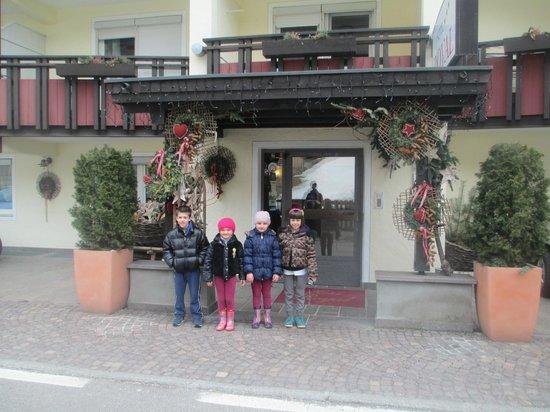 Hotel Royal Budroni: I bambini sono sempre entusiati a venire qui!