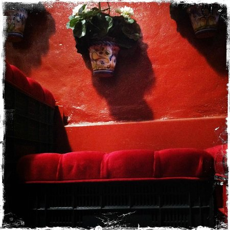 CasaLa Teatro: Entrée du théâtre