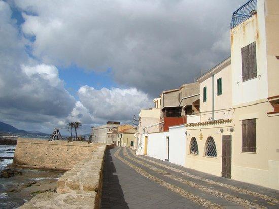 Hotel Catalunya: old town