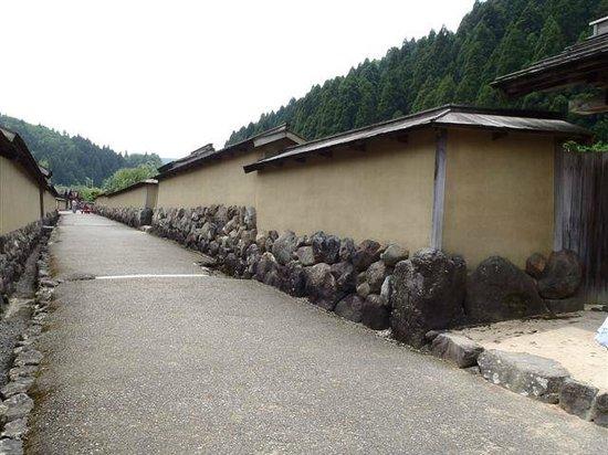 Ichijodani Asakurashi Ruin: 復元された町並み