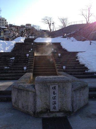 Ikaho Stone Step Street: 伊香保石段