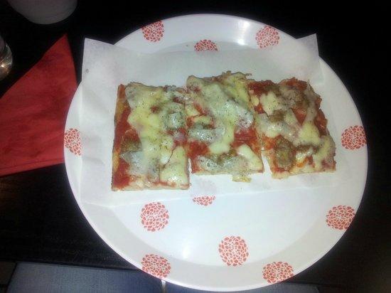 Pizza e fichi: pizza