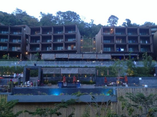 Sunsuri Phuket : Hotel view from Restaurant