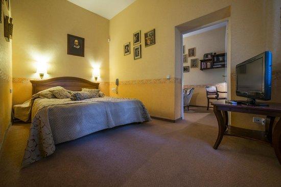 Shakespeare Hotel: Elizabethan room