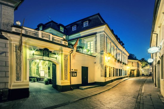 Shakespeare Hotel: Hotel is settled in Baroque building