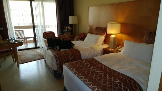 InterContinental Aqaba Resort: the room 425 A