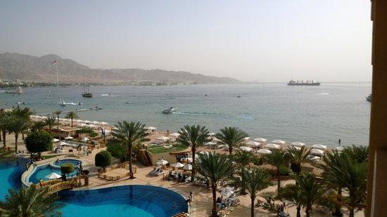 InterContinental Aqaba Resort: the view