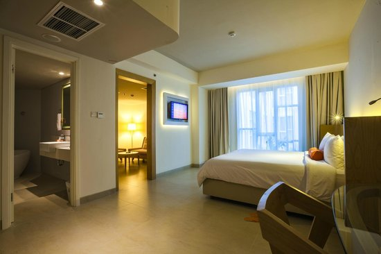 HARRIS Hotel Raya Kuta Bali: HARRIS Suite Room