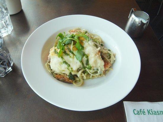 Cafe Kiasma : pasta