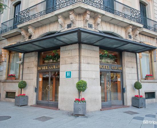 Photo of Hotel Colon Hotel at Avenida De La Catedral 7, Barcelona 08002, Spain