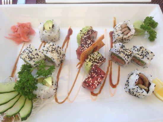 "Sushi Mex  - Boulevard El Faro: Fantastische ""in-site-out"" Sushi."