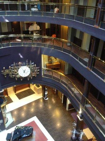 Hotel Plaza Andorra : lobby and reception