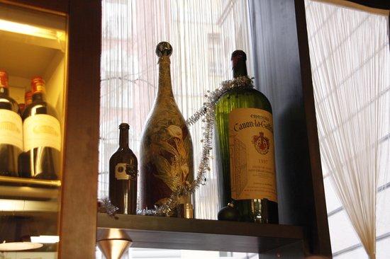 Bottegone del Vino: Атмосфера