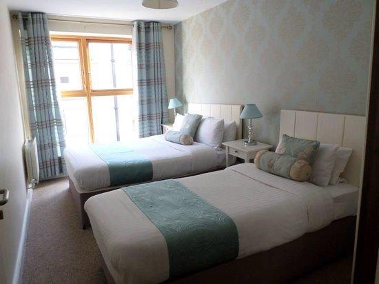 Handels Hotel Temple Bar: Bedroom 2