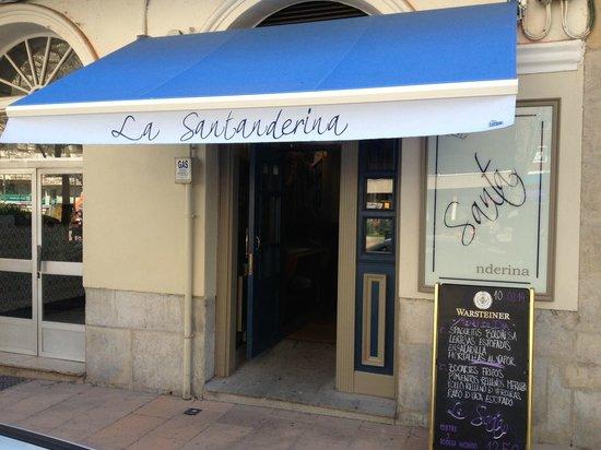 La Santanderina: La Santa
