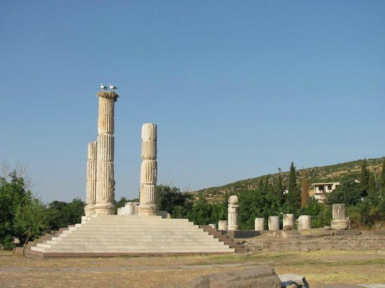 Ayvacik, Turkey: Apollon Symintheion
