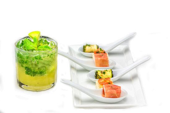 DaVinci Restaurant Nai Harn: free tapas with aperitif time