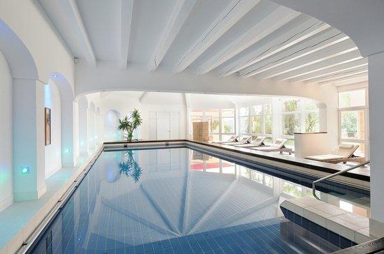 Hotel Gut Edermann: GUT EDERMANN / Schwimmbad