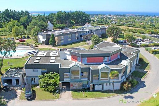 Golfhotel de Saint Samson: Site du GolfHôtel de Saint-Samson
