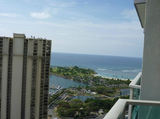 Ala Moana Hotel by Mantra: 部屋からの海の眺め