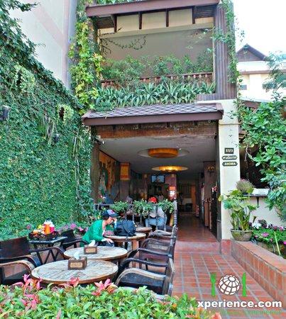Anoma Boutique House: Restaurante