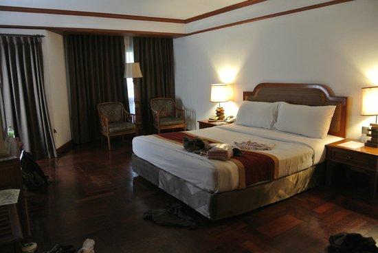 Felix River Kwai Resort - Kanchanaburi : Our room