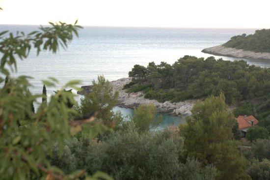Villa Tudor: View