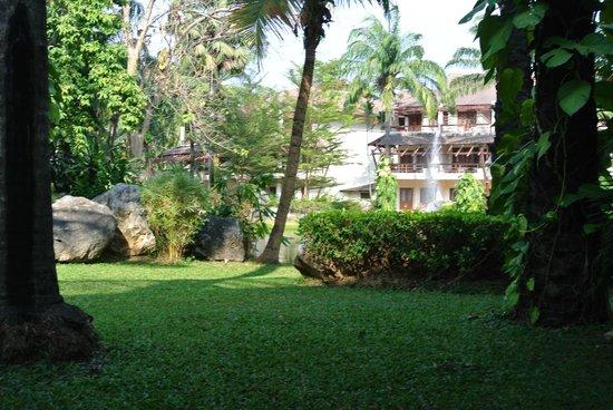 Felix River Kwai Resort - Kanchanaburi : Grounds
