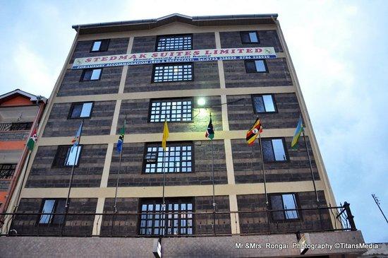 StedMak Suites: Best suites in Ongata Rongai