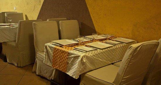 StedMak Suites: Best Dining experience