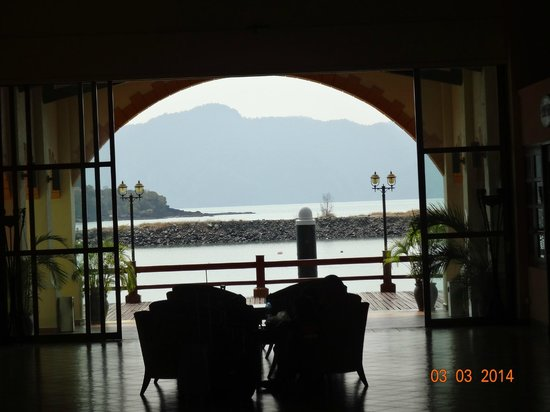 Resorts World Langkawi: Back view from Hotel