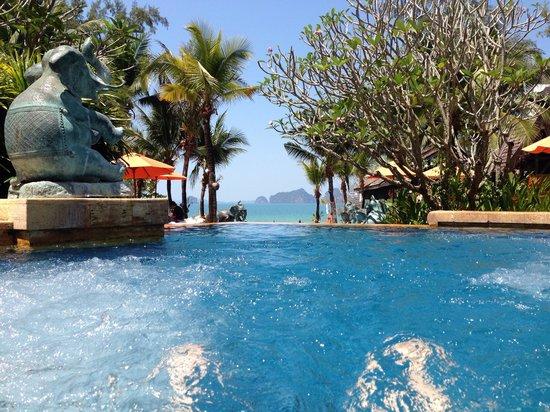 Amari Vogue Krabi: View from the pool