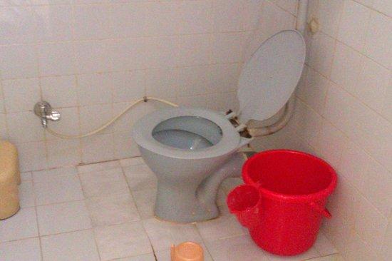 Chitrakoot Hill Resort: Bathroom old block