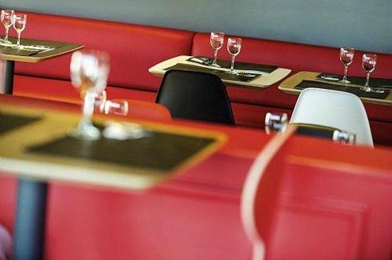 Ibis Brussels Airport : Restaurant