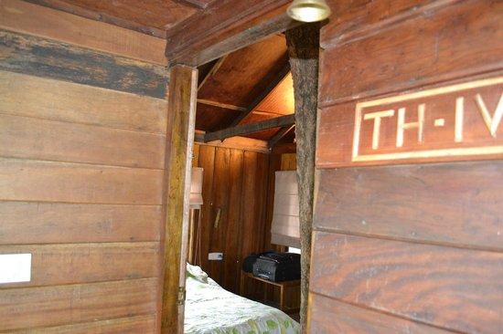 Nature Zone Resort : Tree House enterance