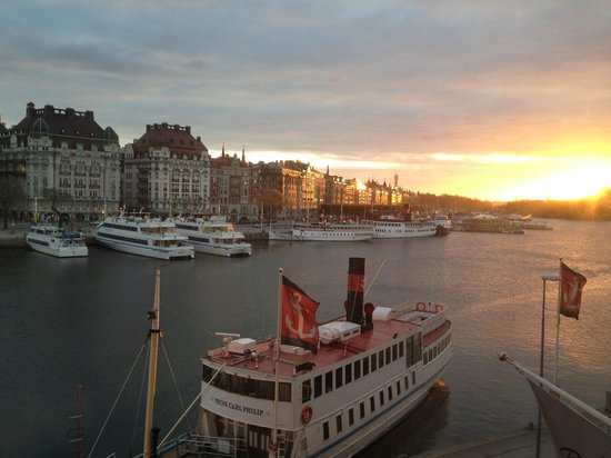 Radisson Blu Strand Hotel, Stockholm: View from room 203