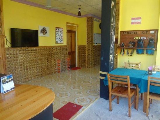 Shadow Palm Hotel: Зона отдыха
