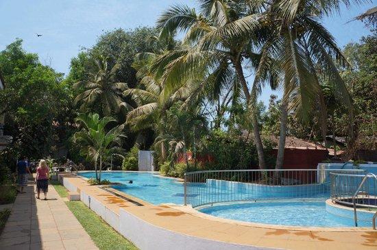 Vila Goesa Beach Resort: Бассейн